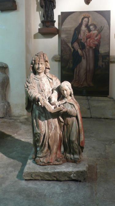 Richesse du patrimoine - Ste  Anne