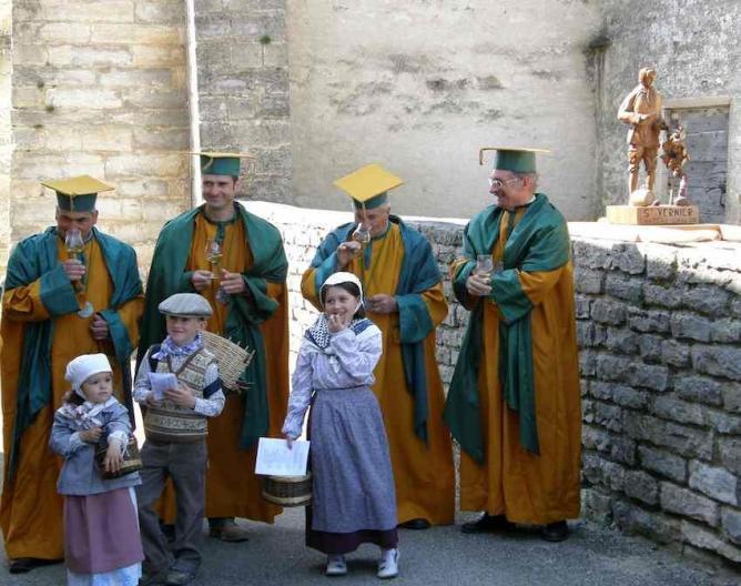 Tradition des vignerons - St Vernier